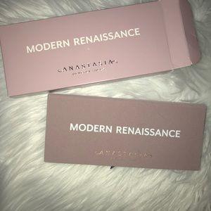Modern Renaissance ABH palette